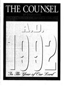 1992 Issue 1